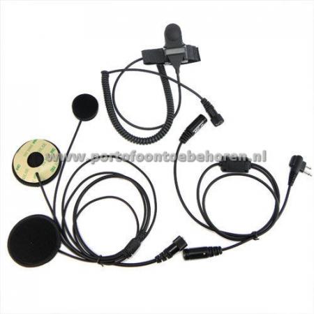 Motorhelm headset