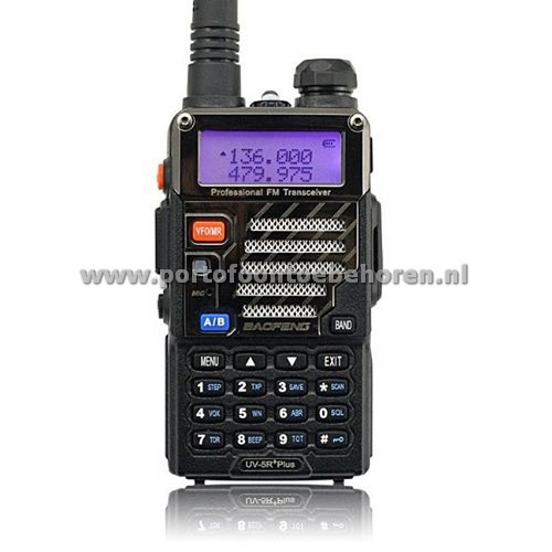 BaoFeng UV-5R+ PLUS