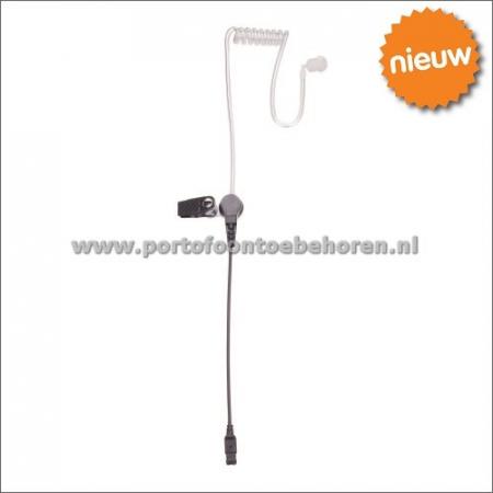 Verwisselbare headset