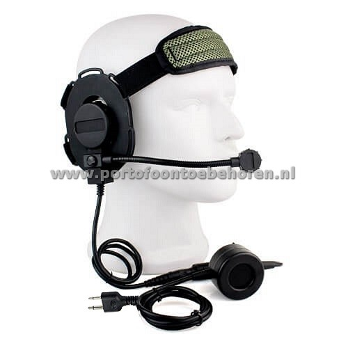 Tactical Evo Headset