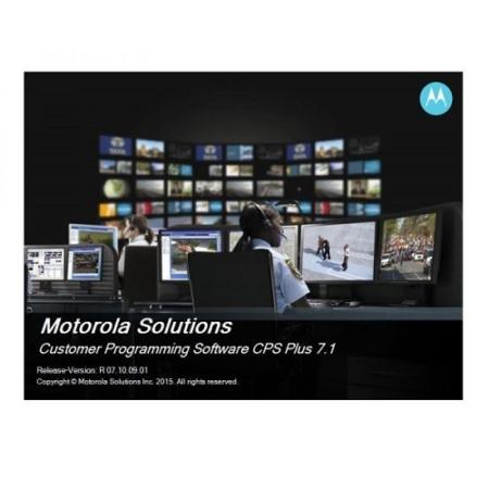 Motorola CPS Plus 7
